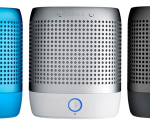 Nokia Play 360 NFC Portable Speaker: Bump to Play