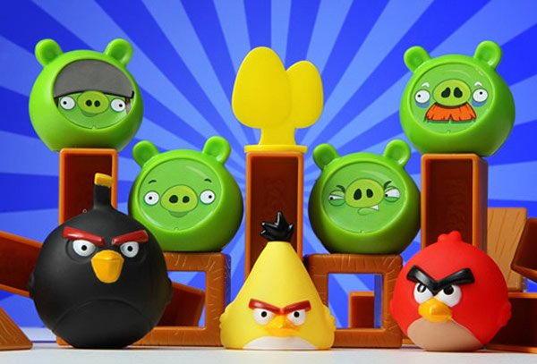 angry birds knock on wood board game video fun