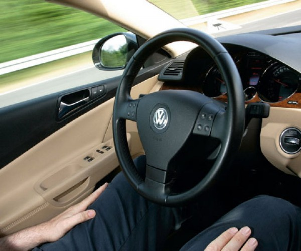 Volkswagen Develops Auto-Pilot: Cruise Control Is So Yesterday