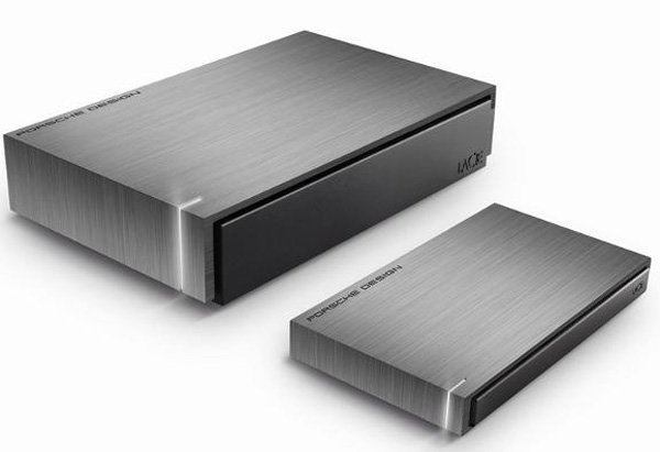 lacie porsche design hard drive mobile desktop usb 3.0 computing