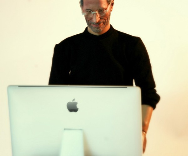 Tiny Steve Jobs Still Makes More Money than You Do