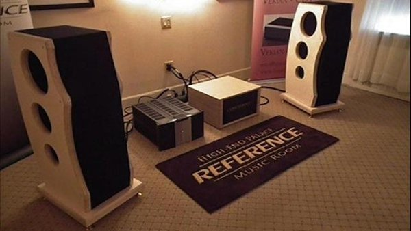 mark neumann speakers audio hifi high-end limited