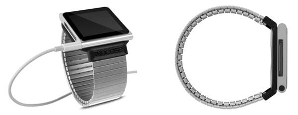 incase flex wristband ipod nano watch case