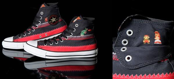 Converse Mario Sneakers0