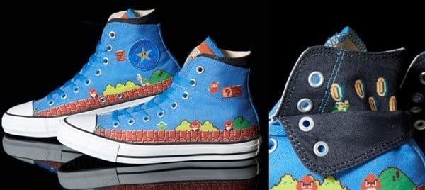 Converse Mario Sneakers4