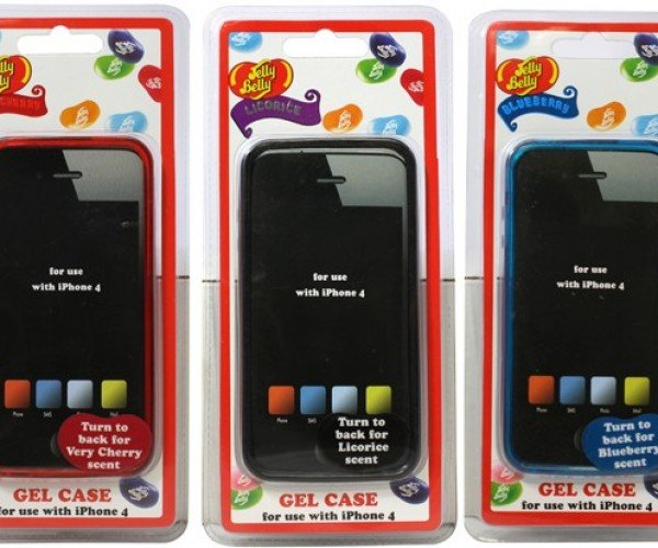 Jelly Belly Phone Cases Make Apples Smell Like Cherries and Blackberries Smell Like Blueberries
