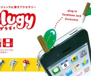 Plug Up Your Vacant Headphone Jack With Plugys