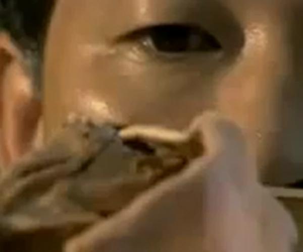 Mitsuyuki Ikeda Wants You to Eat His Burger Patties Made from Human Waste