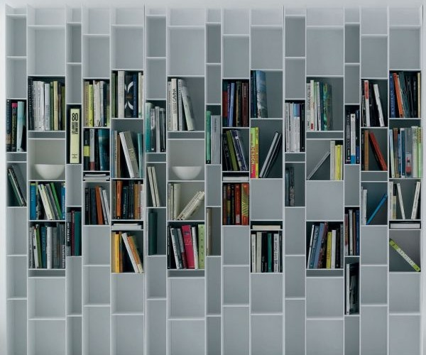 This Bookcase is Just So Random, Don't You Think?