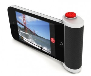 Red Pop Brings Back the Camera Button on Your iPhone