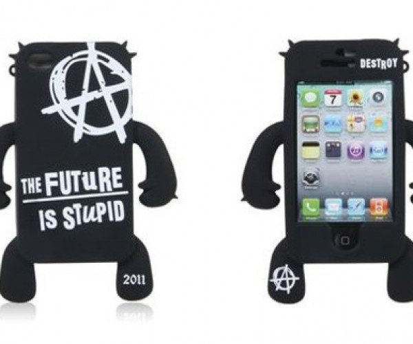 If You Think the World's Going to End in 2012, then You Just Might Agree with This iPhone Case