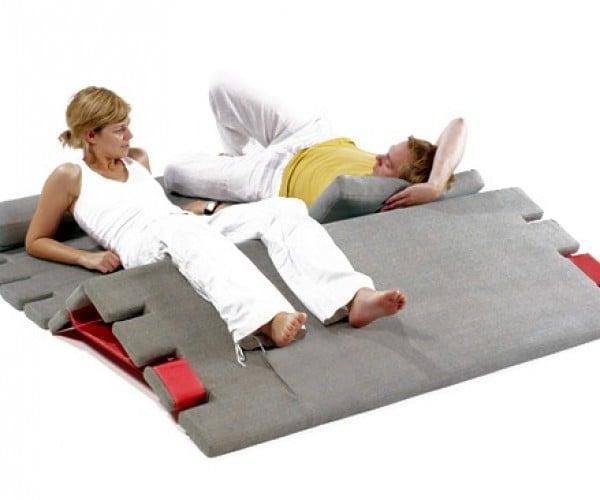 Sasan Magic Carpet: Swiss Army Furniture