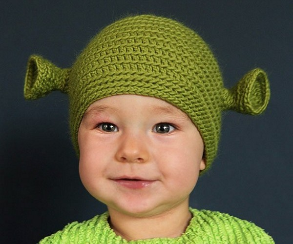 Beanie Turns Kids into Frilly Green Ogres