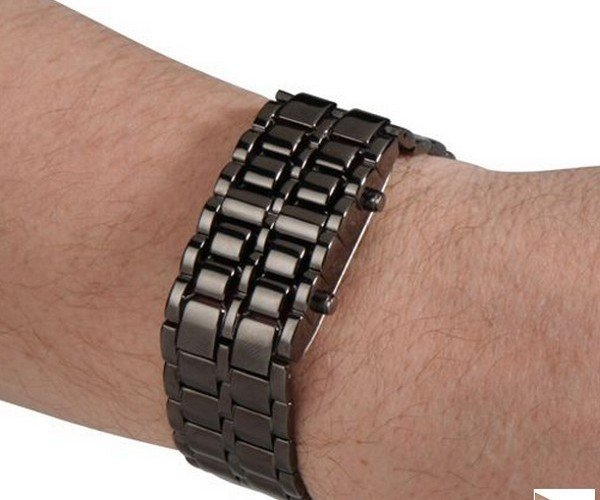 Faceless Watch Can Still Tell the Time