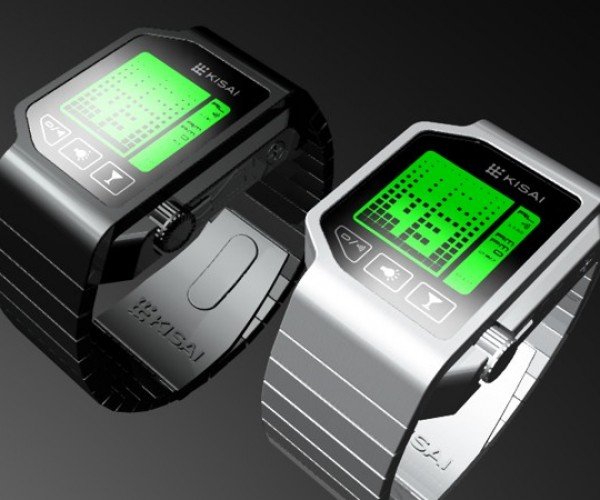 Are You Drunk or Are You Not? This Tokyoflash Watch Will Tell You