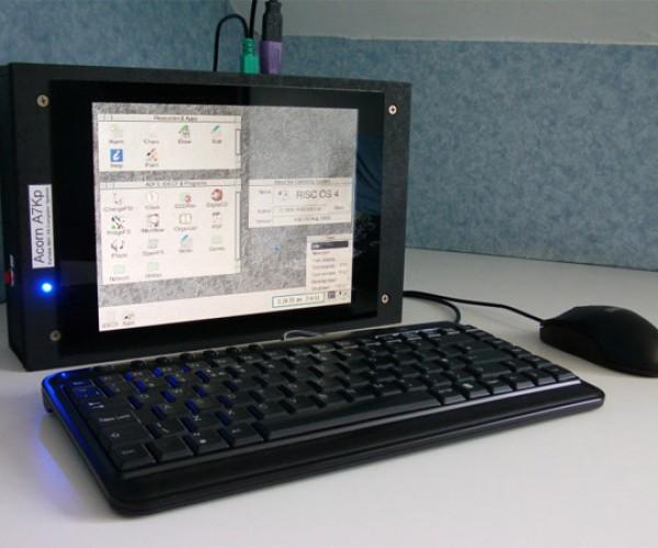 Acorn A7000+ Gets Portable