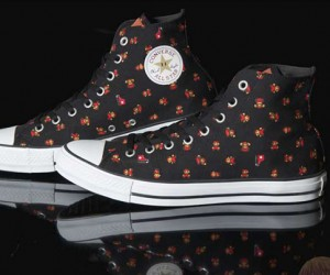 Mama Mia! Super Mario Chuck Taylors Now Available for Import