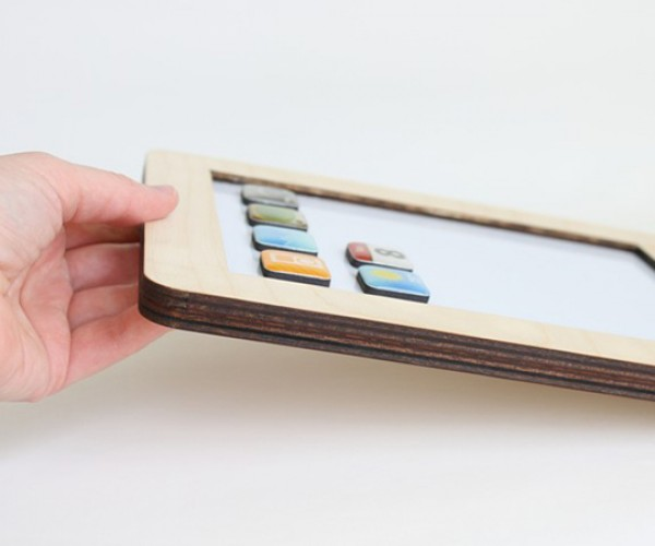 anapad wooden magnetic white board by twigcreative 3