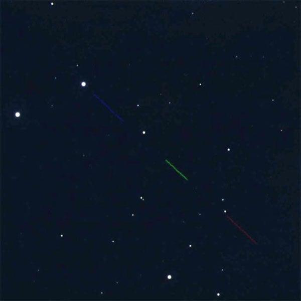 Asteroid Streak