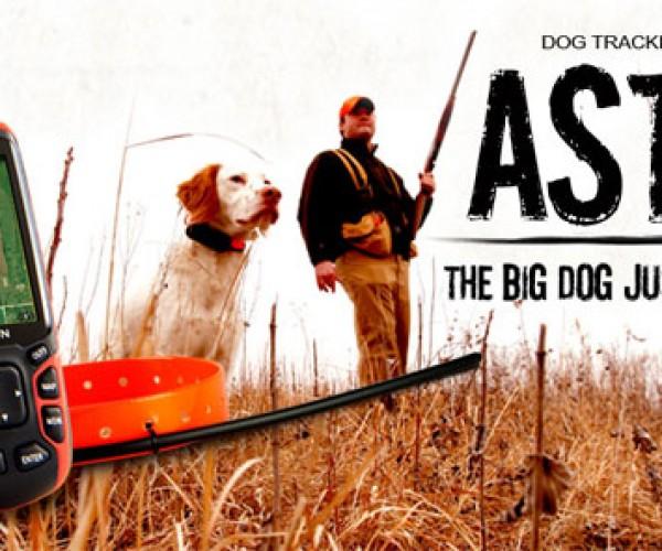 Garmin Astro 320 Dog Tracker Keeps 10 Dogs on a 9-Mile Leash