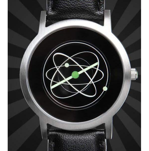 atom watch from thinkgeek