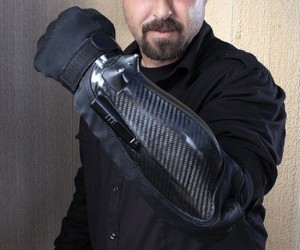 BodyGuard: Futuristic Gauntlet Stun Gun Becomes Reality