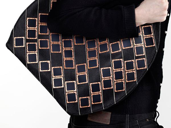 diffus solar hand bag