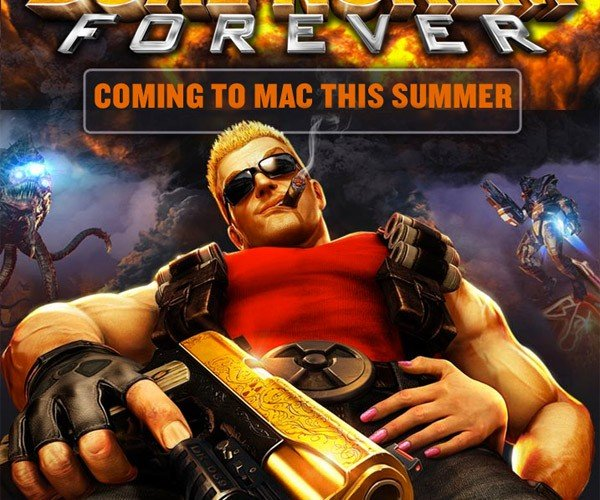 Duke Nukem Forever Heads to Macs