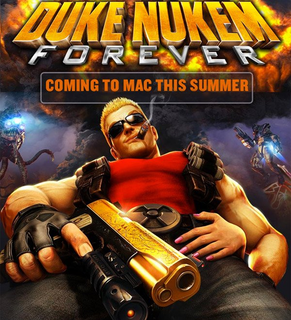 duke nukem forever mac