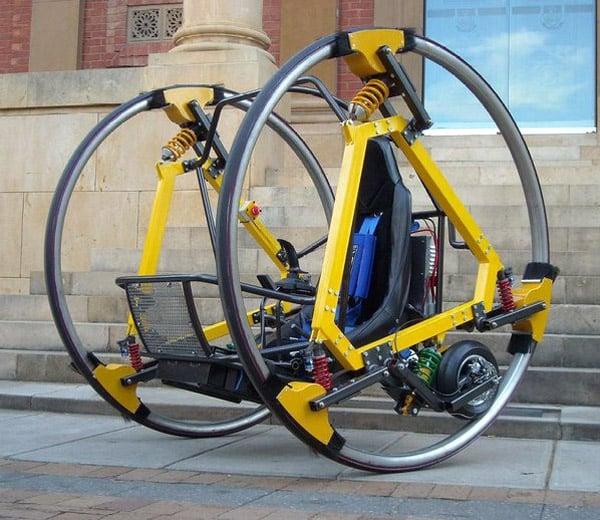 edward diwheel transporter