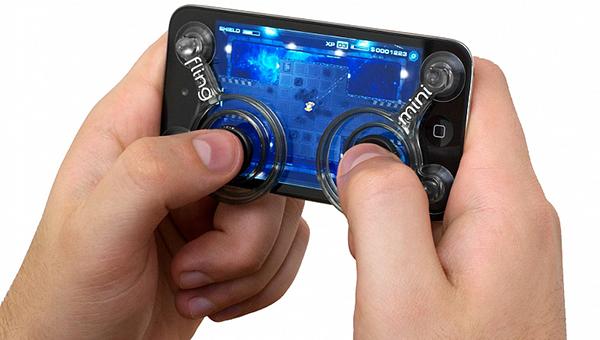 fling mini stick on joystick