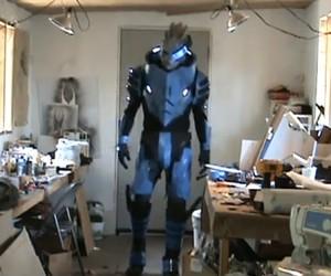 Mass Effect 2 Garrus Cosplay Made Me Calibrate My Pants