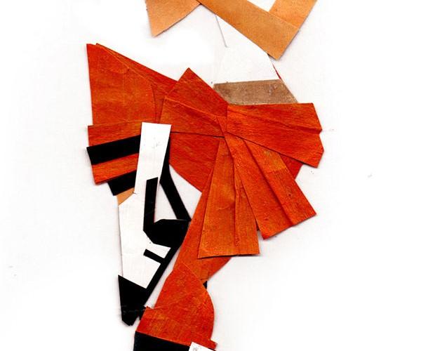 geeky papercraft by botjira 4