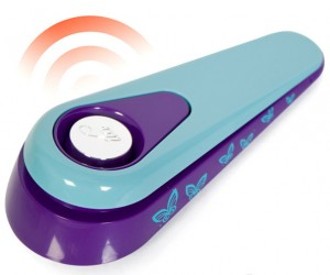 Ila Portable Door Alarm Wedge: The Security Alarm That You Can Take Anywhere