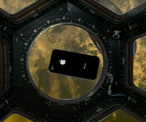 iPhones and Apps Launch into Space for Last Shuttle Mission
