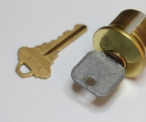 Lost Your House Key? Print a New One!