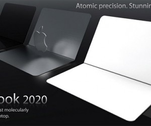 MacBook 2020: Flexible Nanomaterials, Holographic Display, Shape-shifting, What Else Could You Want?