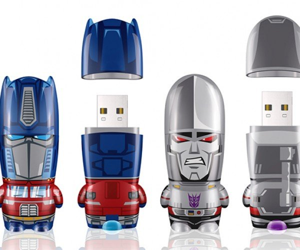 mimobot classic transformers series flash drives