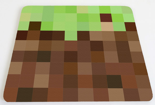 minecraft_grass_mousepad
