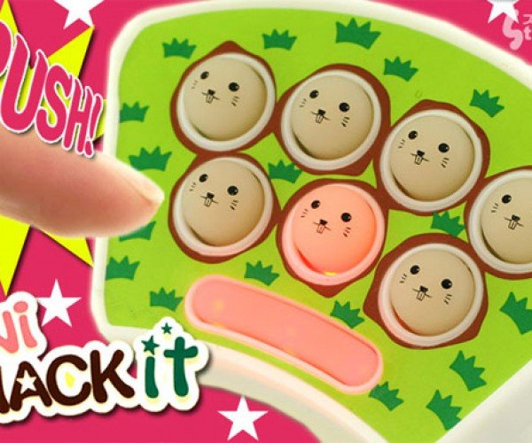 Whack-A-Mole in Your Pocket