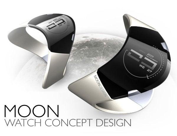 moon watch concept