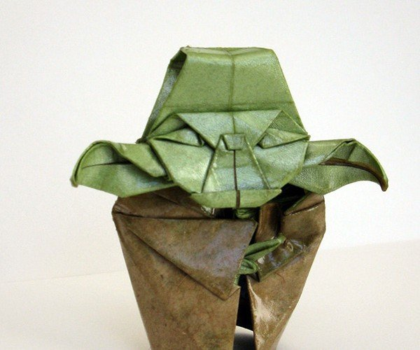 Origami Yoda: Strong in This One, the Folds Are