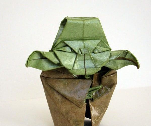 origami yoda by catamation
