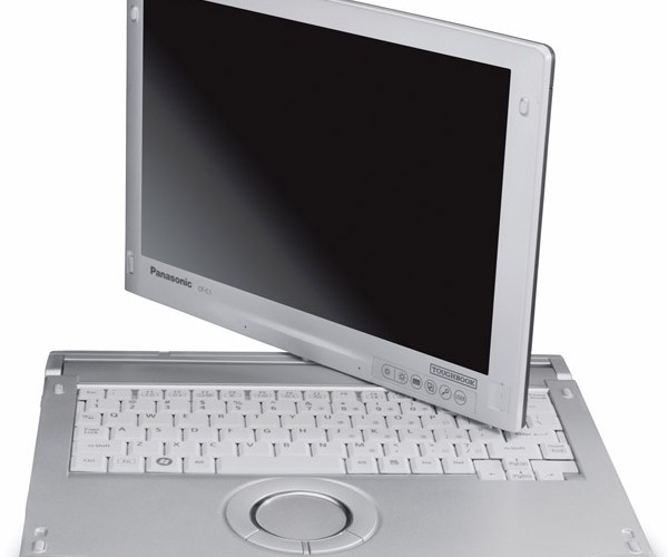 Panasonic Toughbook C1 Convertible Laptop: Rugged Without Looking Rugged