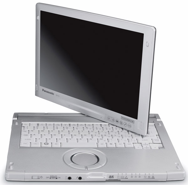 panasonic toughbook c1 front