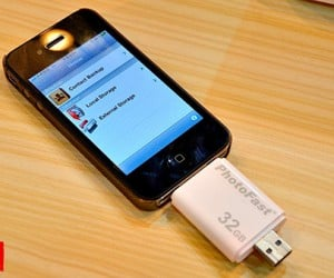 i-FlashDrive for iOS Devices Makes Transferring Files as Easy as U-S-B