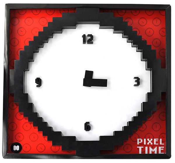 pixel time wall clock 1