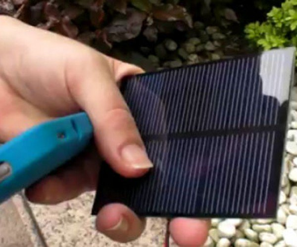 Pixel Qi Shows Off Solar-Power for Tablets