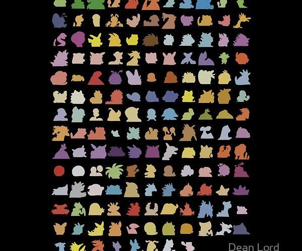 Gotta Catch a Bunch of 'Em Pokémon T-Shirt: 151-in-1