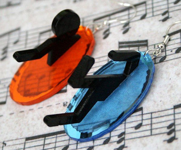 Portal Earrings: In One Ear and Out the Other